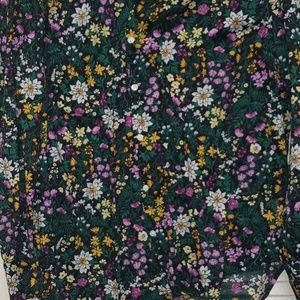 Old Navy XL Floral Long sleeve